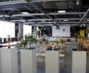インタークロス・クリエイティブ・センターの写真